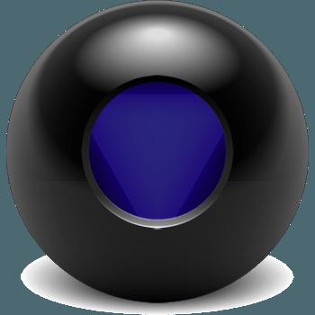 crypto magic 8 ball