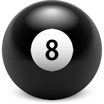 Magic 8 Ball by