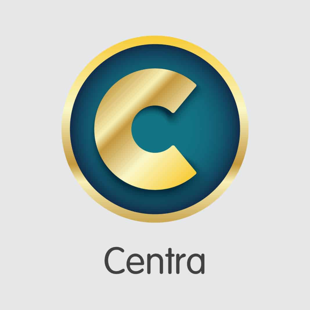 Centra Tech logo. Source: shutterstock.com