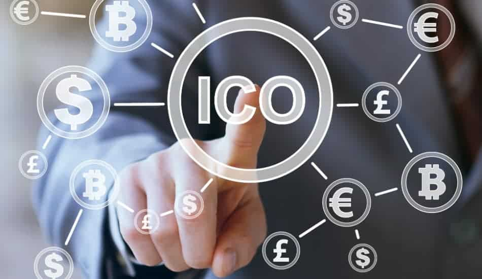 ICO Poster. Source: Shuttershock.com