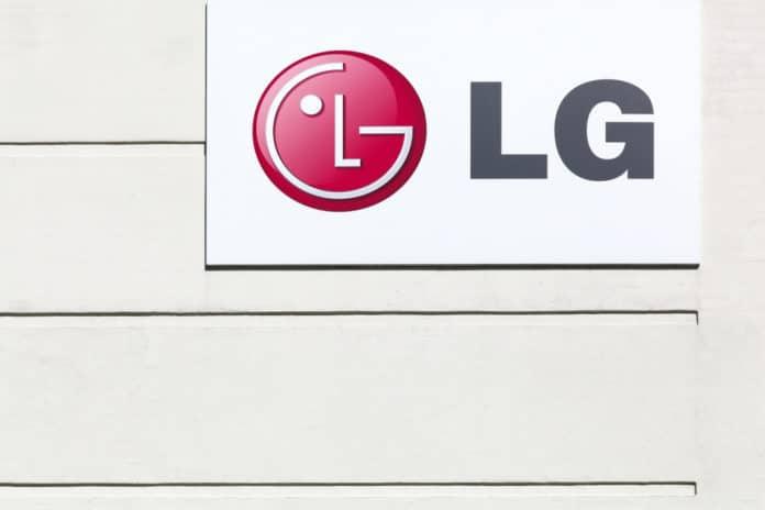 LG blockchain platform