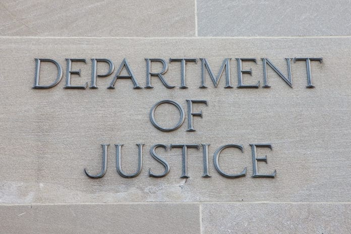 justice department crypto trading