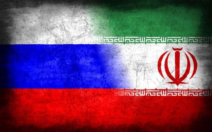 russia iran crypto