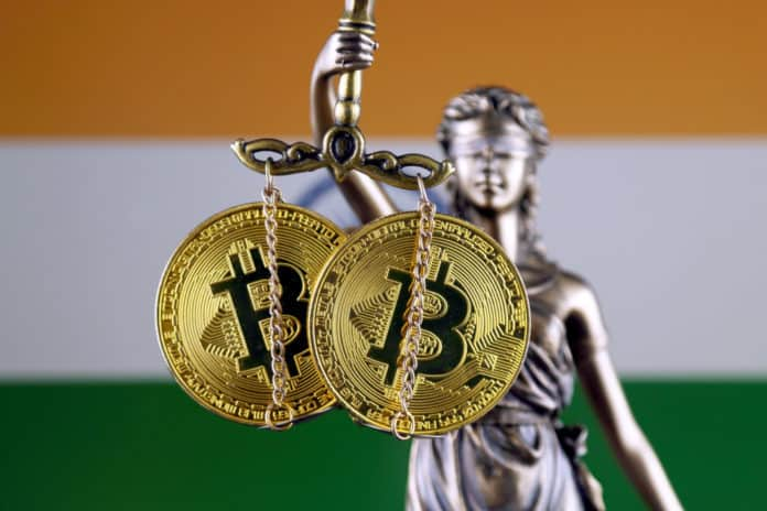 India crypto court