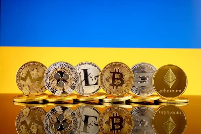 ukraine cryptocurrencies