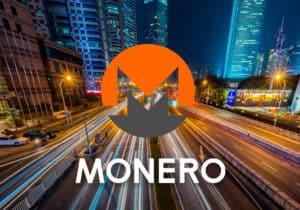 Concept of Monero. Source: Shutterstock.com