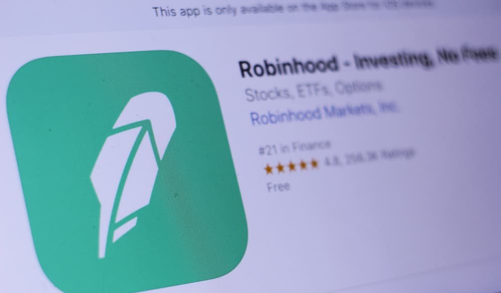 Investment App Robinhood, Which Recently Opened up Crypto