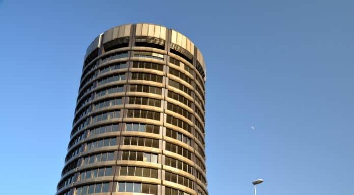 Bank for International Settlements building. Source: shutterstock.com