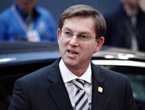 Former Prime Minister of Slovenia Miro Cerar. Source: shutterstock.com