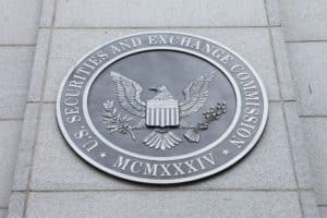US Securities and Exchange Commission. Source: shutterstock