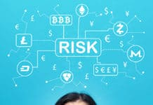 Cryptocurrency risk concept. Source: shutterstock.com