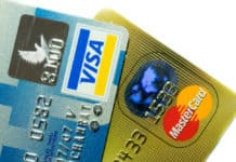 Visa and MasterCard. Source: shutterstock.com