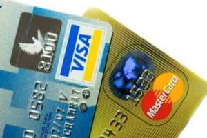 Visa and MasterCard. Source: shutterstock.com