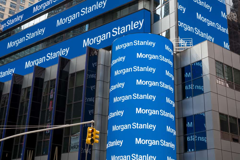 Morgan Stanley building