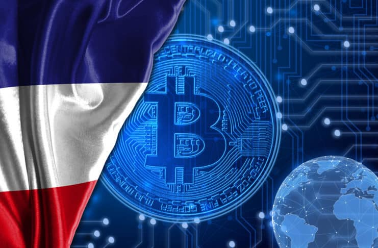 france blockchain crypto