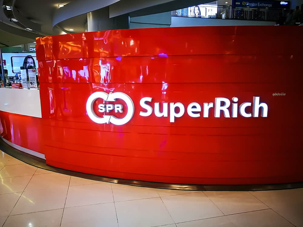 Thailand Por Superrich International Currency Exchange Plans To Add Support For Cryptocurrencies