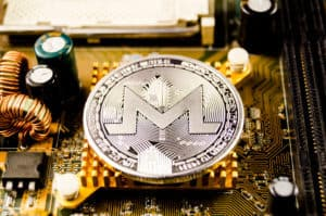 Monero is a modern way of exchange and this crypto currency is a convenient means of payment in the financial and web markets. Source; shutterstock.com
