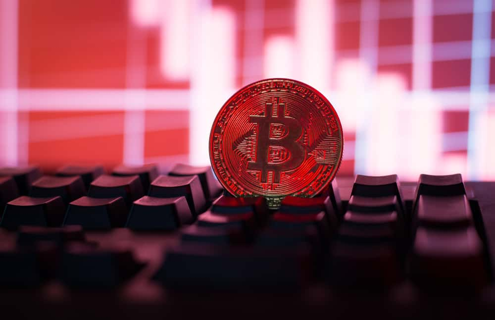 cryptocurrency falling down