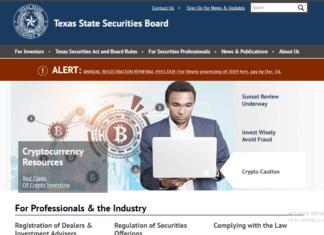 Texas State Securities Board