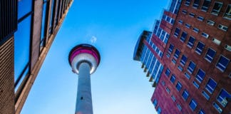 Calgary Tower - Downtown - Canada