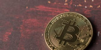 Gold bitcoin cryptocurrency - Image