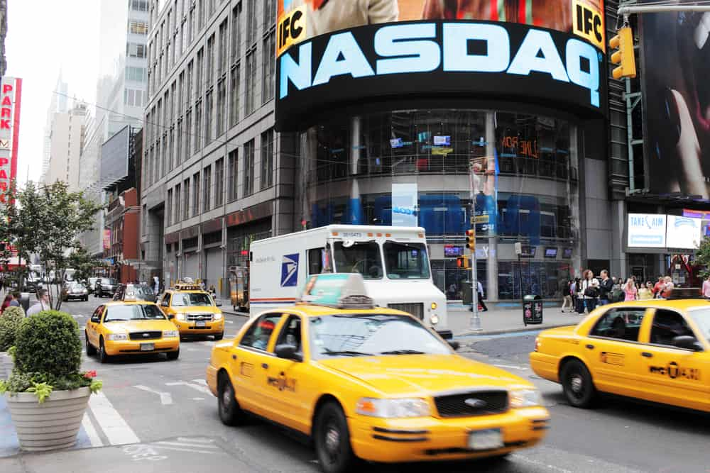 cryptocurrency to be on the new york stock exchange