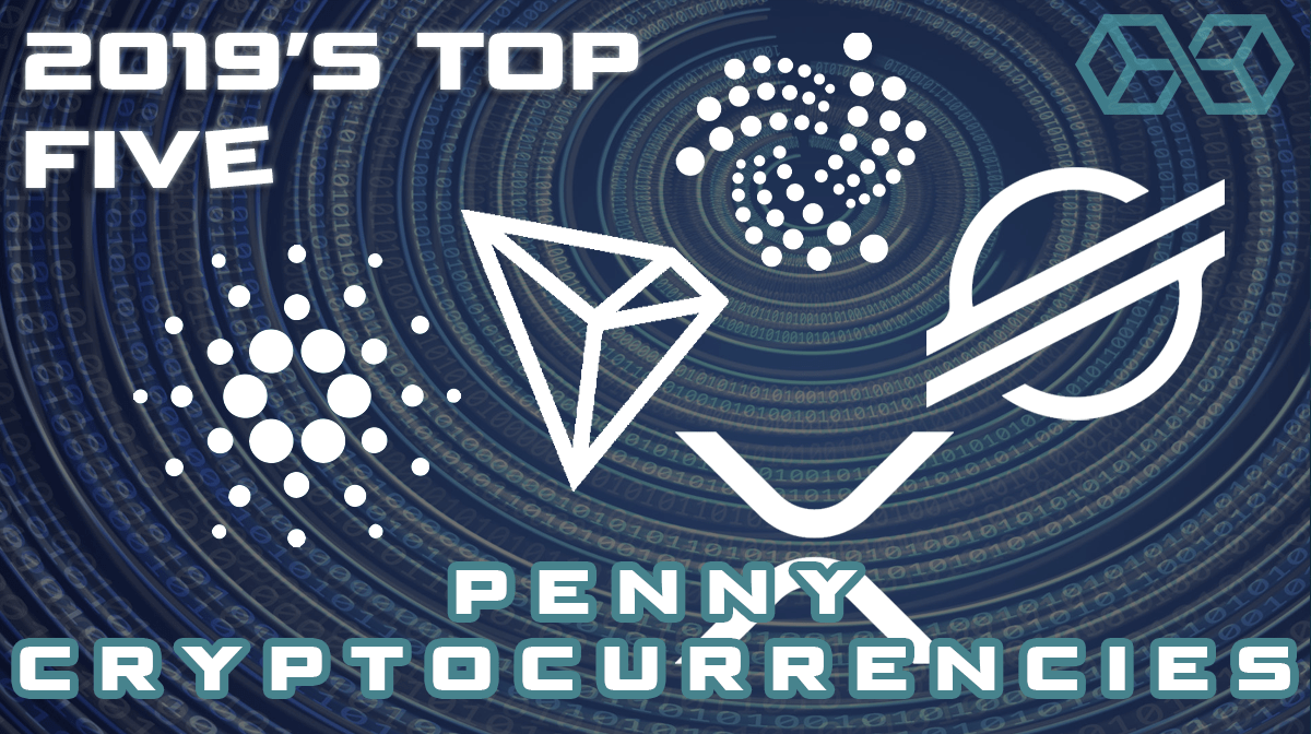 top 5 penny cryptocurrency