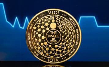 iota is a modern way of exchange and this crypto currency is a convenient means of payment in the financial - Image