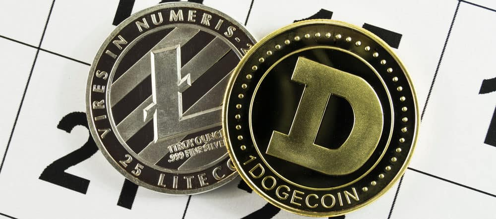 what is dogecoin and what is litecoin