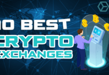 The 10 Best Bitcoin & Crypto Exchanges