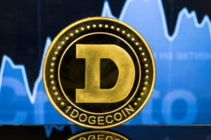 Dogecoin is a modern way of exchange and this crypto currency is a convenient means of payment in the financial - Image