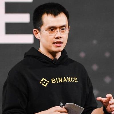 - Changpeng Zhao (CZ)
