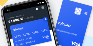 coinbase debit card