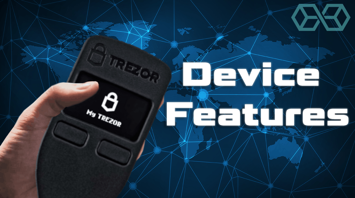 The Trezor One was the first widely available device from Trezor