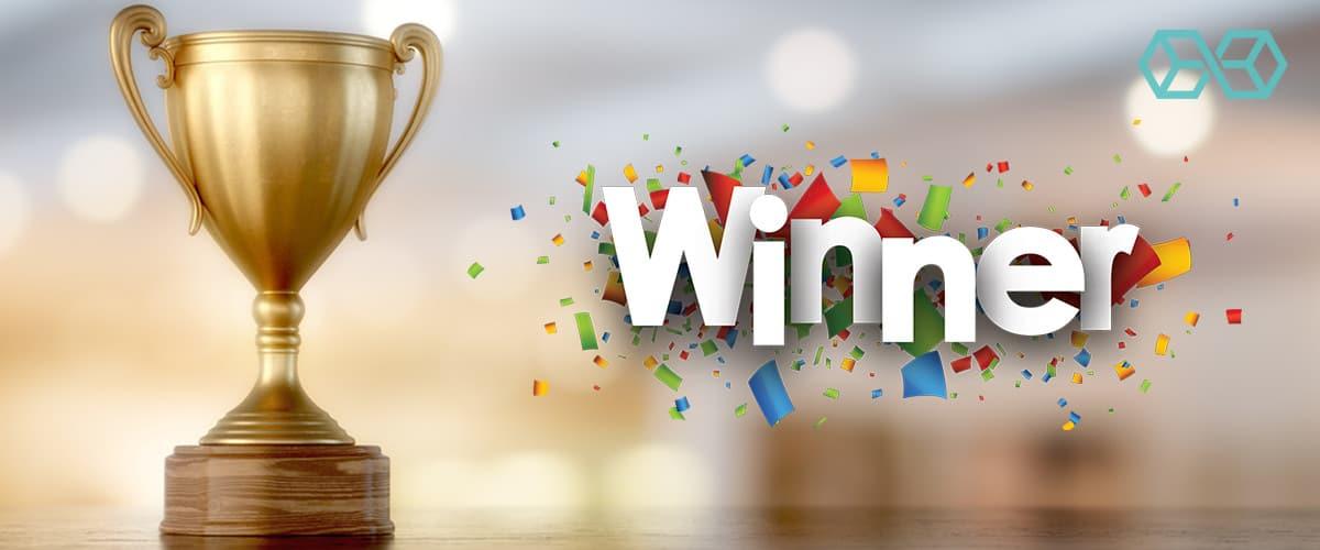 The Winner - Source: ShutterStock.com