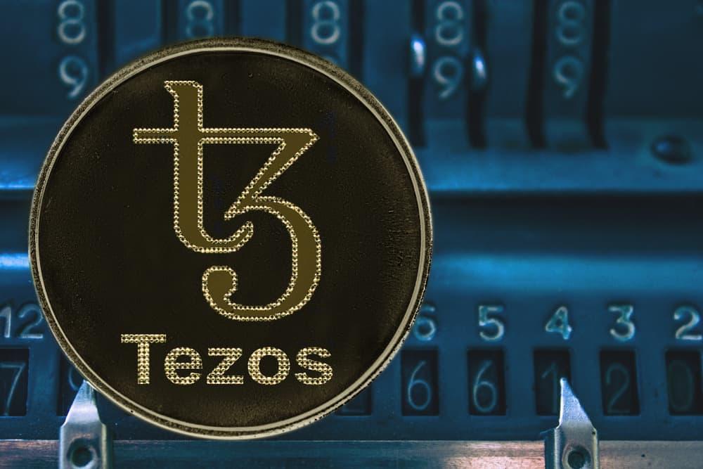tezos cryptocurrency buy