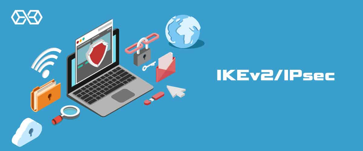 IKEv2 (Internet Key Exchange version 2) - Source: Shutterstock.com