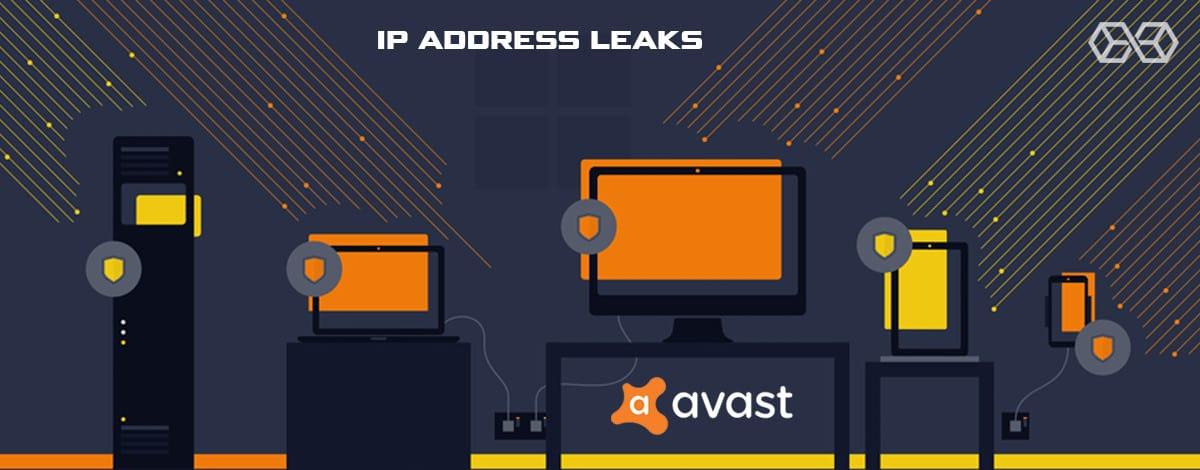 IP Address Leaks - Source: Avast.com