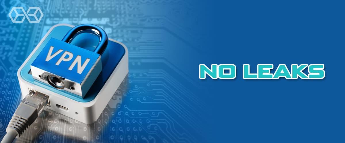 No Leaks - Source: Shutterstock.com