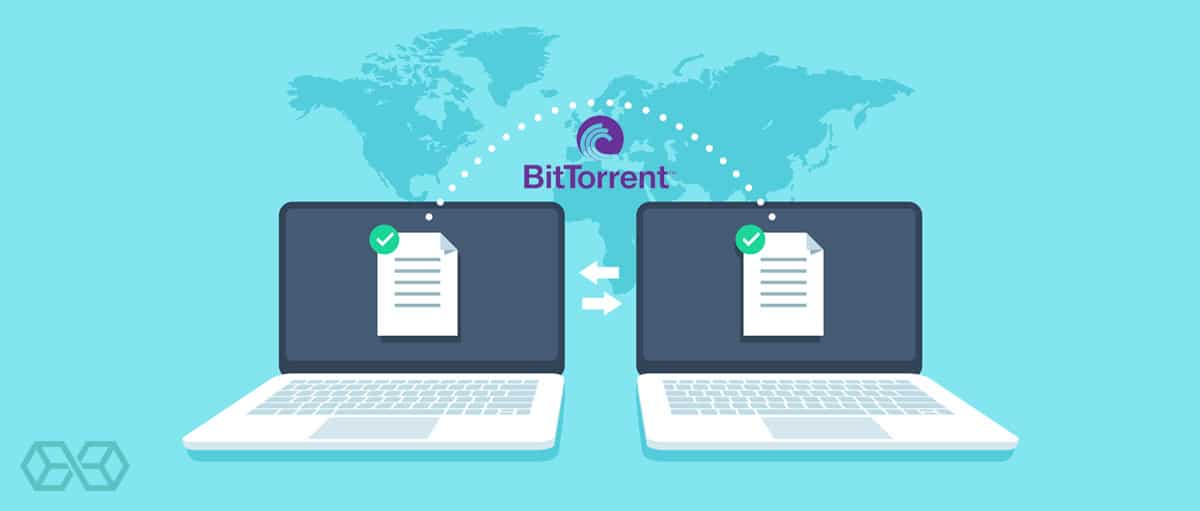 Process of Sending and Receiving Files Through BitTorrent - Source: ShutterStock.com