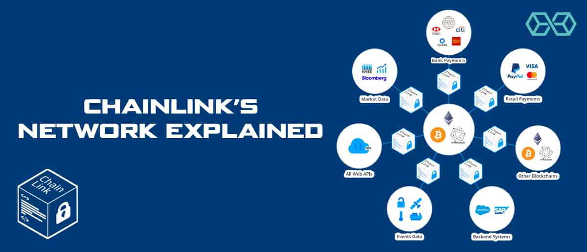 ChainLink's network explained