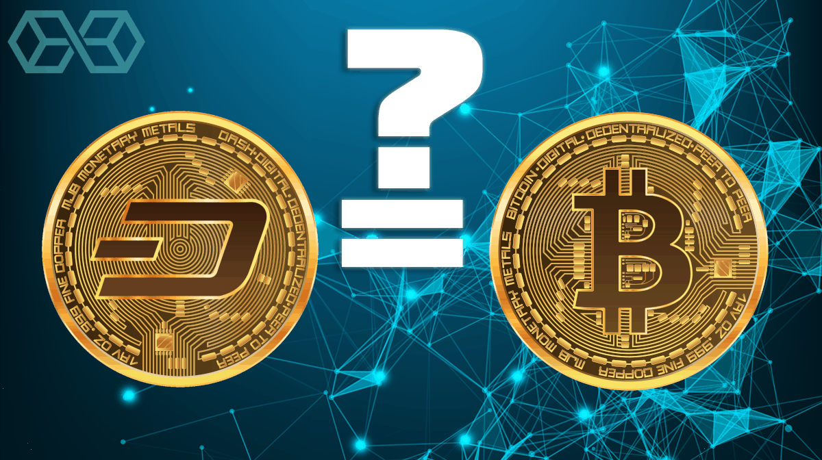 Is Dash Different to Bitcoin?