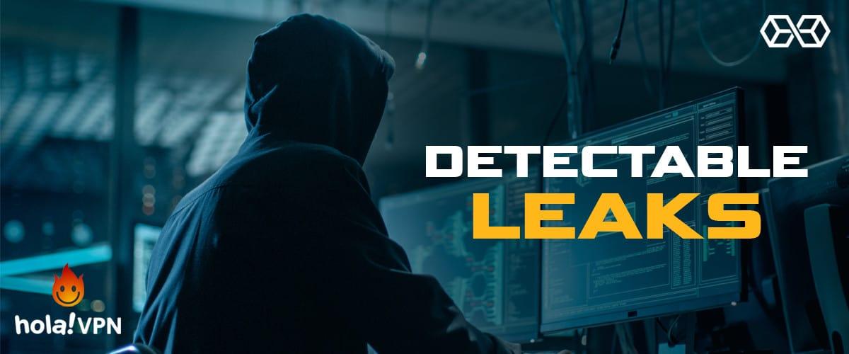 Detectable Leaks - Hola VPN - Source: Shutterstock.com