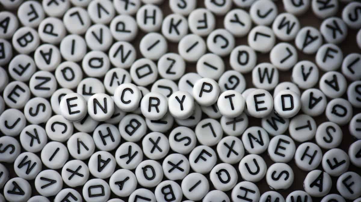 Encryption – Source: ShutterStock.com