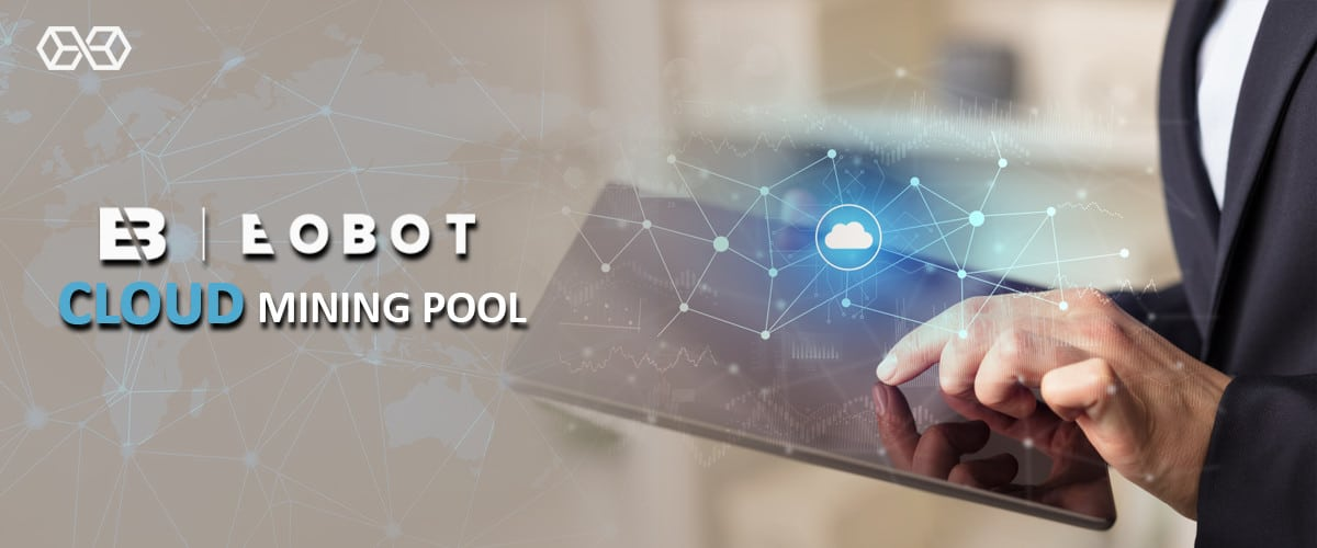 Eobot's Cloud Mining Pool - Source: Shutterstock.com