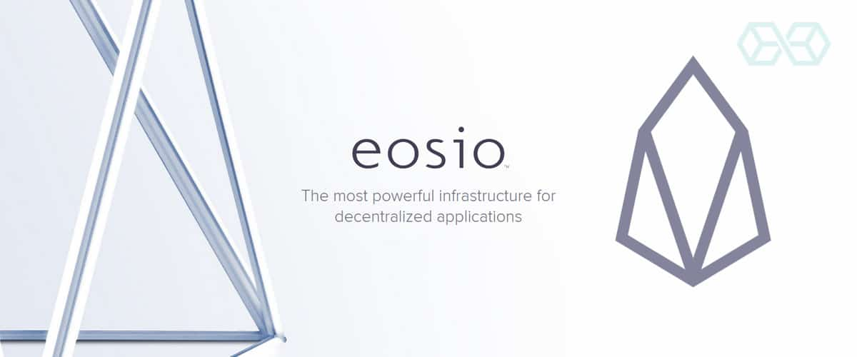 eosio - Blockchain software architecture