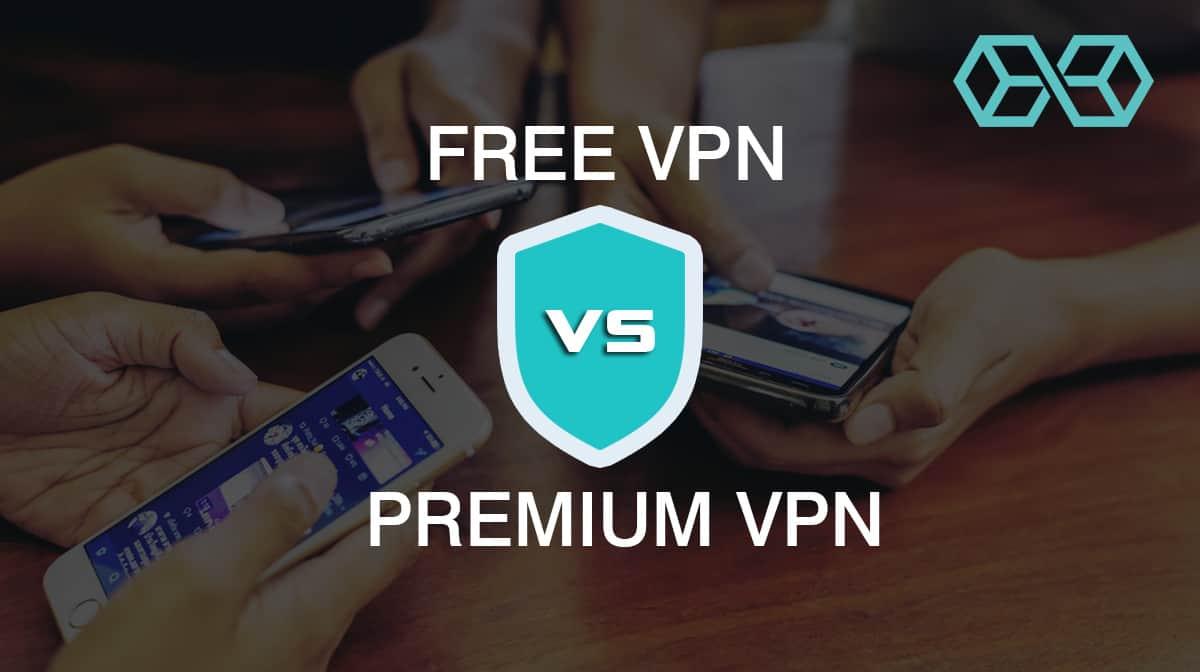 Free versus premium iPhone VPNs Source: shutterstock.com