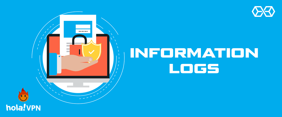Information Logs - Hola VPN - Source: Shutterstock.com