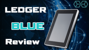 Ledger Blue review