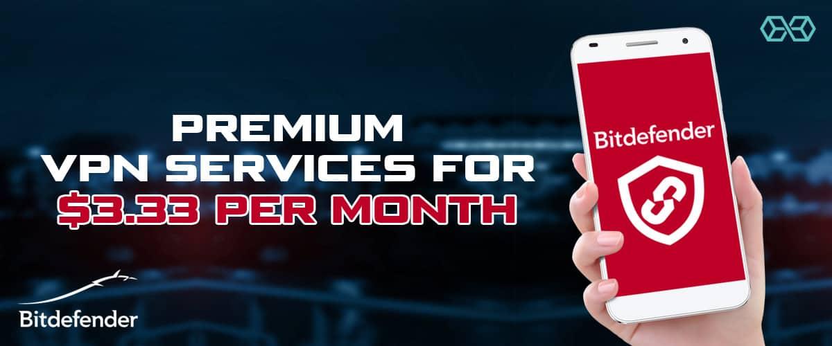 Premium VPN Yearly